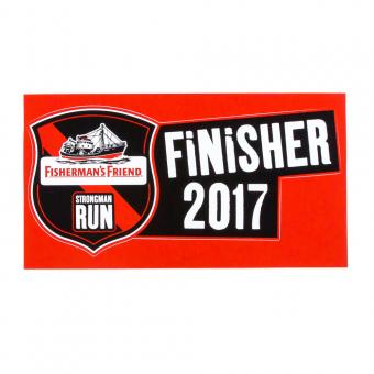 Finisher Sticker Standard