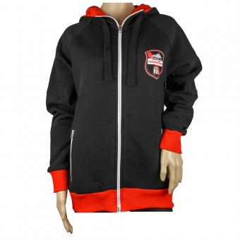 FFSMR Hooded Zipper Women